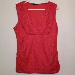 🛍 Maurices women's sleeveless top size XL